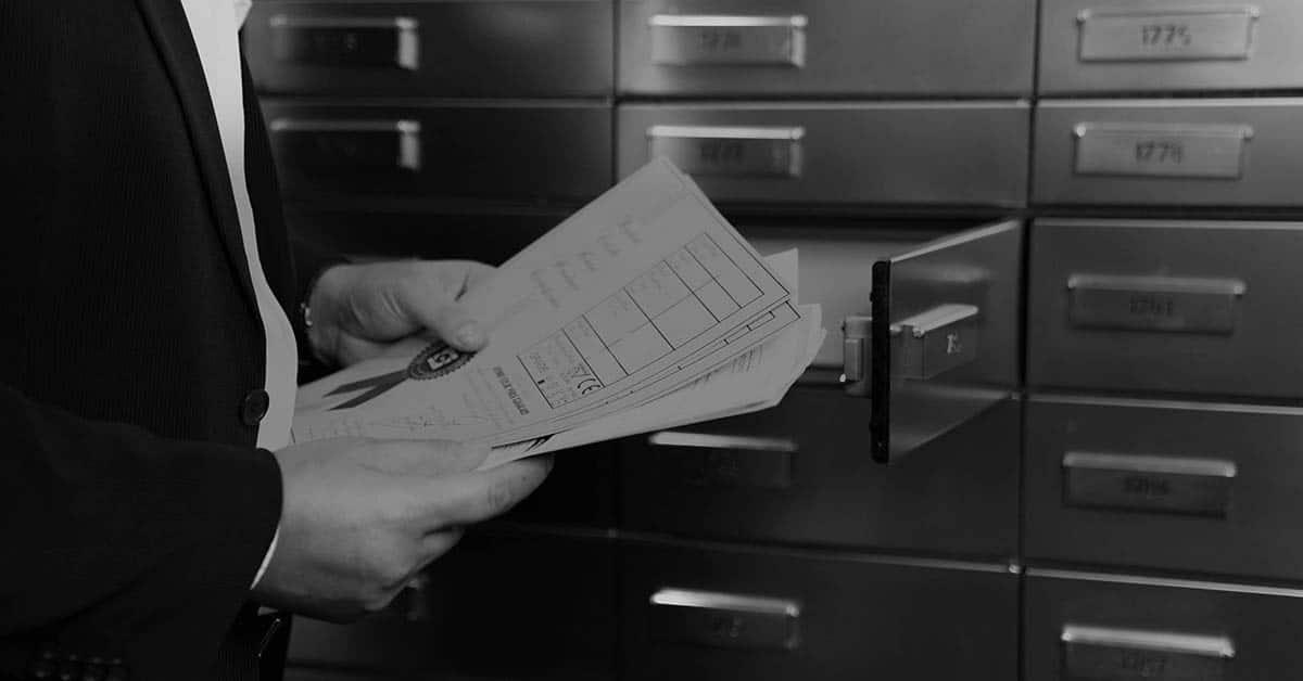 safety deposit loacker in dubai